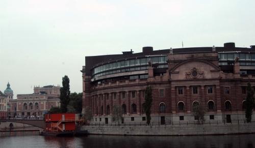 斯德哥尔摩街头 - 西樱 - 走马观景