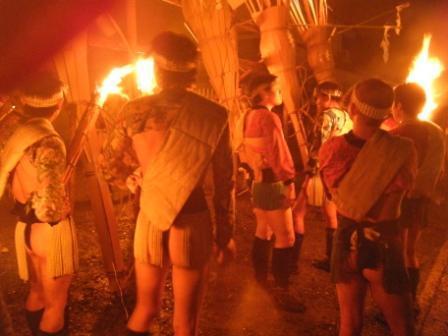 鞍馬火祭(之五)---主角 - 老虎闻玫瑰 - 老虎闻玫瑰的博客