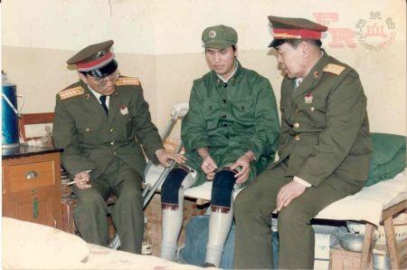 一个中越自卫反击战英雄的悲惨生活 - 中越战争幸存者的日志 - 网易博客 - 54261部队 - 五四二六一部队的博客