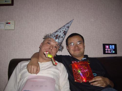 牛B宋二娃的生日狂欢 - 张羽魔法书 - 张羽魔法书