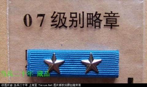 引用 07式军装标志高清特写图片