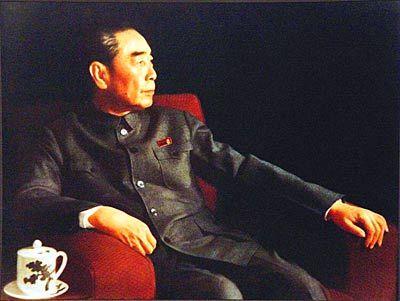 周恩来精神永存【祭.周总理-诞辰113周年】原创 - 富贵闲人 - 富贵闲人