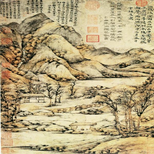 中国古山水画 - 闲散人也 -