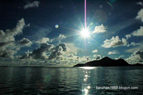 [原]塞舌尔-海洋公园 - Tarzan - 走过大地