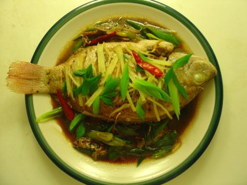 今晚巫家菜0009:静夜香草鱼,清秀藕丁 - 巫昂 - 巫昂智慧所