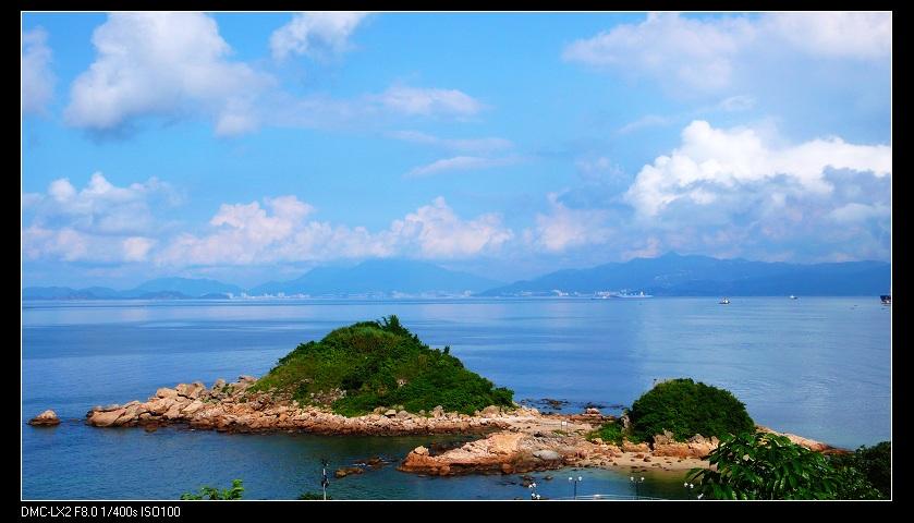 夏至大鹏湾 - 西樱 - 走马观景