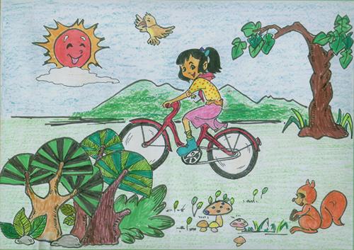 节约能源、降低污染、有利于环境保护.   我的环保小主意:现高清图片