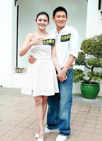 20081106 《未来警察》开镜 刘德华大S超时空相爱 - juby..☆..°.° - ☆.じ☆ve?°熙媛