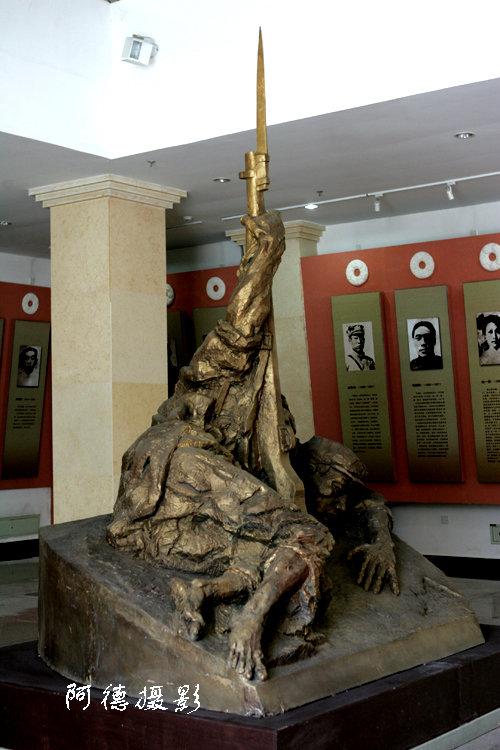 红色旅游:平西抗日战争纪念馆 - 阿德 - 图说北京(阿德摄影)BLOG