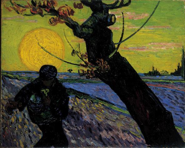 后印象派之Van.Gogh与他的画作 - yeejame - yeejame 的博客