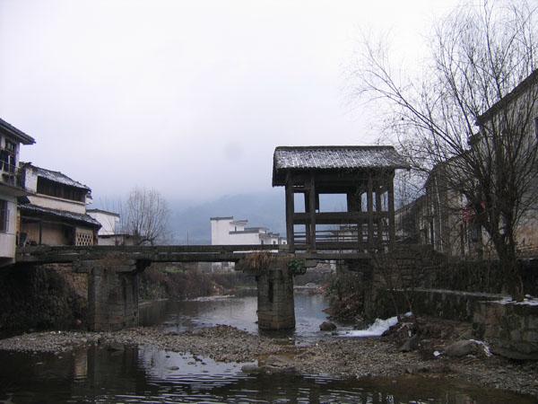 徽州的桥 - 赵焰 - 赵焰的博客