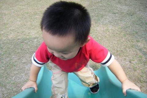 秋季亲子班的第三次上课 - 邗江春晓 - dcj180的博客