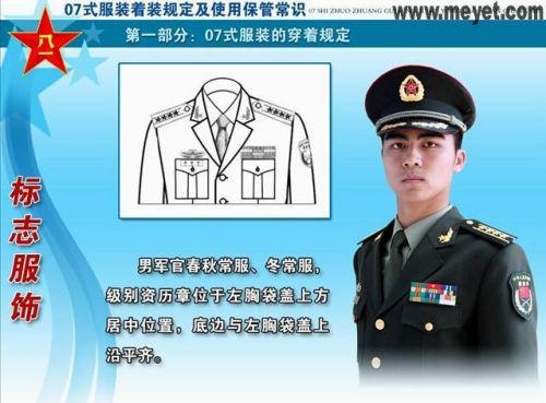 (原创)军人胸牌怎样辨别 - 白云深处小村 - 白云深处小村