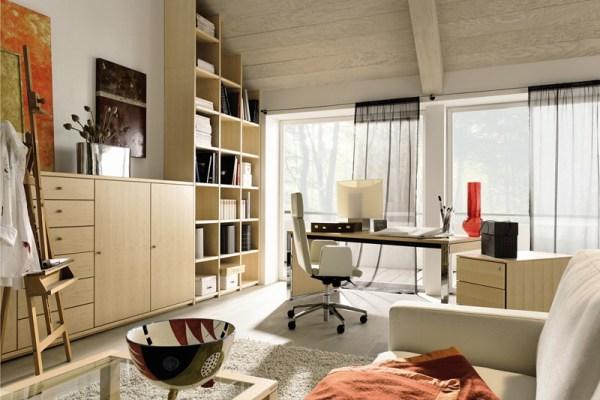 12个soho办公室的设计例子 - 何泛泛 - 何泛泛|IT独唱团
