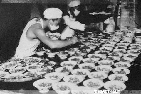 (原创)俺村的大锅饭(2)(图) - 周法哲 - 周法哲的博客