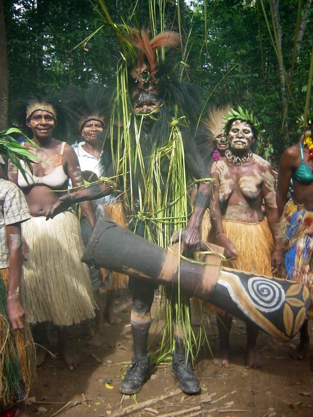 让我们共同守望人类最后的绿色天堂,最后的部落! - 行者 - 《行者》旅游卫视