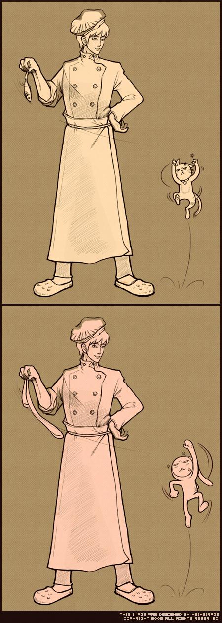 [漫画]朕不给,你不能抢…… - 崇子 - 崇子潘斯特