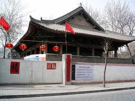 西安城区寺庙探寻(十二)—— 西安东岳庙 - 拜罗依特 - 拜罗依特の废墟