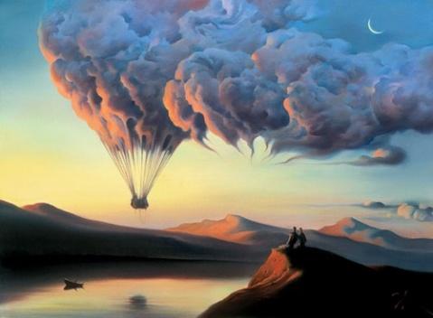 月亮湾游仙景这梦幻美图(组图) - 月亮湾 - 月亮湾的笑声