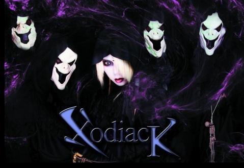 BAND 紹介: XodiacK - agackt - 「桜花ノ 繚乱」