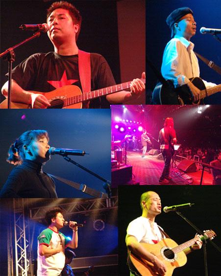 星民谣演唱会图集 - hongqi.163blog - 另一个空间
