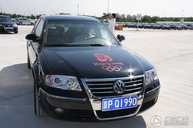 北京奥运会用的几款车 - 绝地再生 - ◢▂ 絕哋侢眚 ▂◣