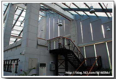空间的光影华章——古元美术馆 - lq - LQ的博客