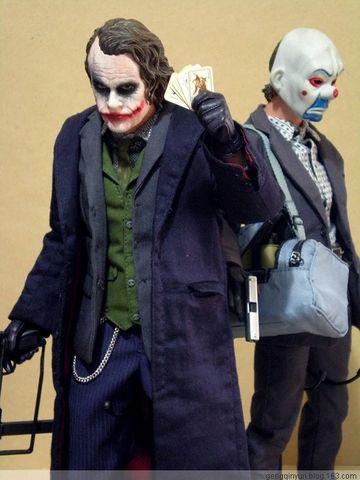 HT小丑2.0换头速影 - 玻璃瓶的鱼儿 - 玩具大掌柜