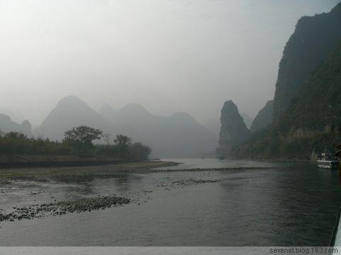 桂林游记之漓江、阳朔 - sevenet - 七分醉