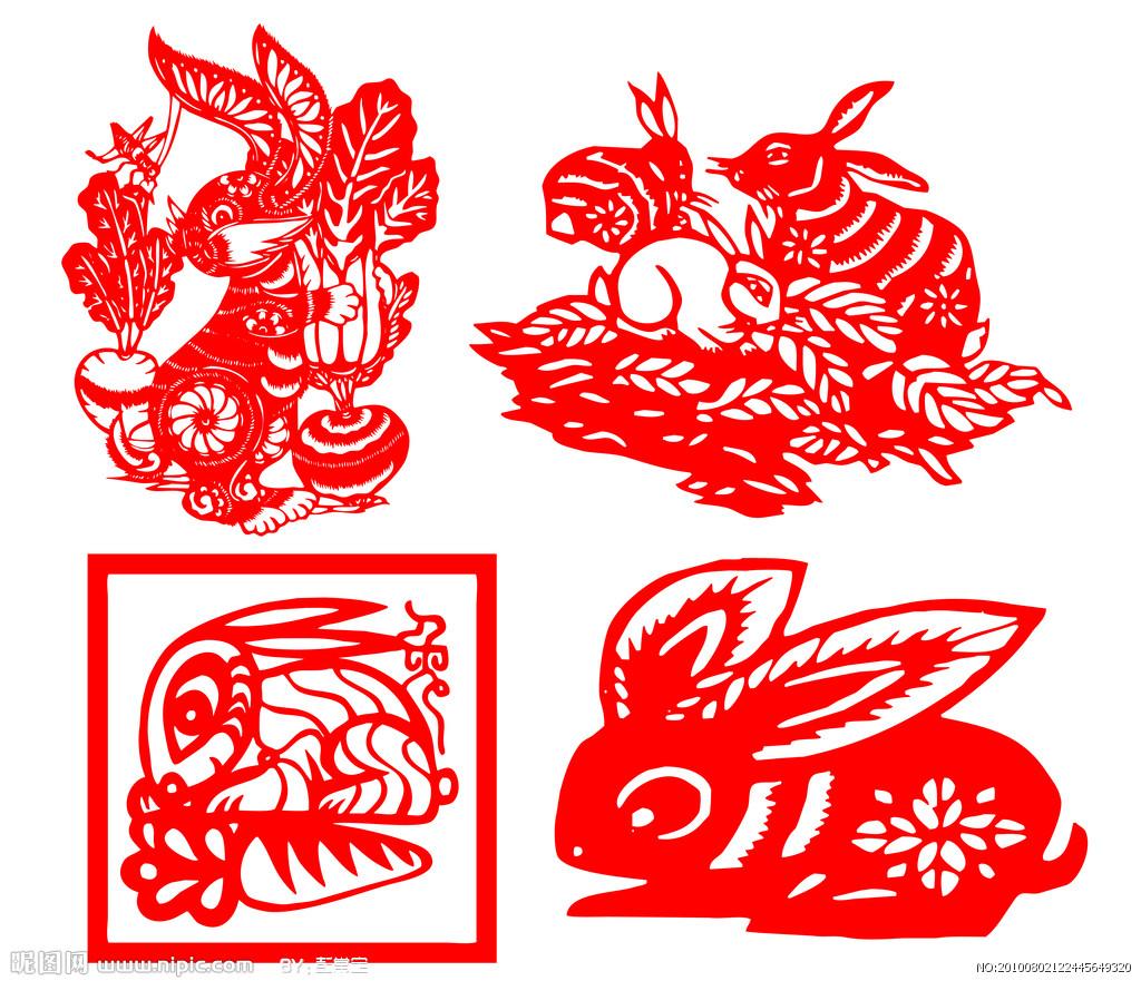 【引用】百 兔 百 福 图 - 想不通 - wudiyutianxiaqiu 的博客