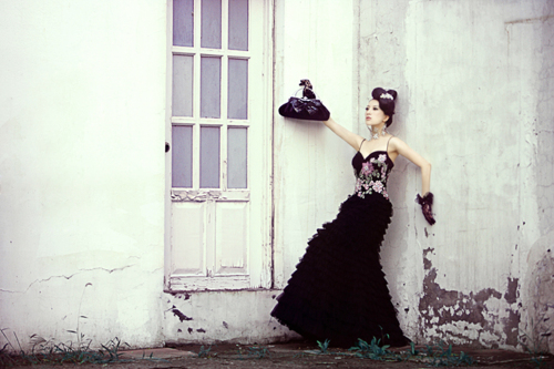 婚纱照 - 金巧巧 - 金巧巧的博客