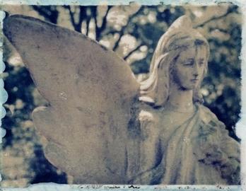 天使翅膀旁柔软温暖的云朵 - 姜乙乙 - Mythos und Wahrheit
