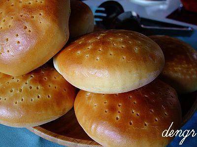 假期烘焙作品(二)----烤饼 - 可可西里 - 可可西里