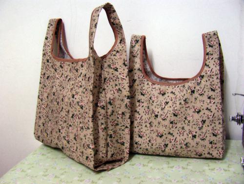 小妻布艺手工----环保购物袋 - 开心如意 - 开心如意的博客