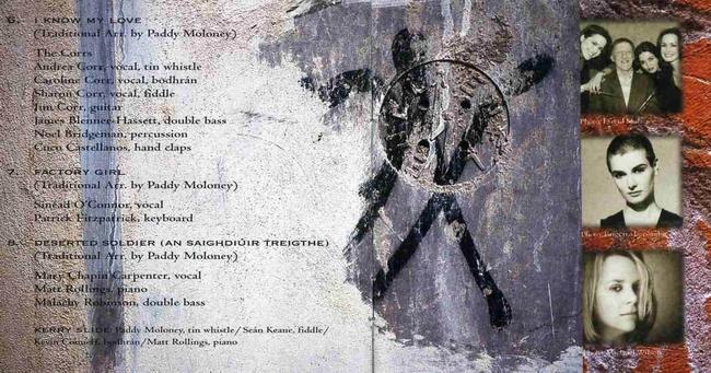 【专辑】石头之泪--爱尔兰酋长乐队《Tears Of Stone》 - 故事里旅行 -