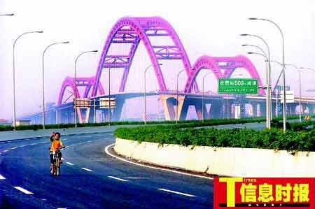 广州新光快速本周六试通车 试行期间免费(图)