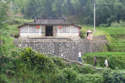 闽南宫庙记略(44):达埔仙池宫 - 老陶e - 闽南民俗、风物
