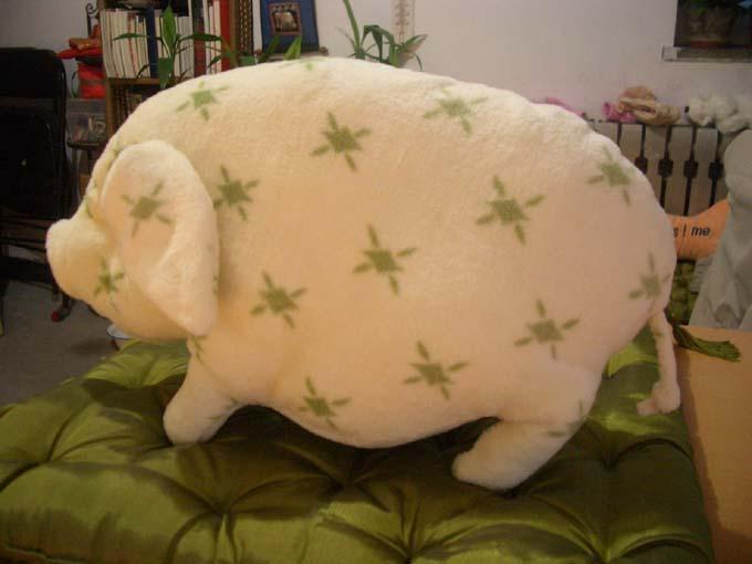 引用 教你如何做可爱的小猪抱枕 - 教程分享区Recipes  Pattern - 布艺手工馆Patchwork - 手工爱好者 手工制作,手工编织,手工论坛 - 金不换 - 金不换的博客