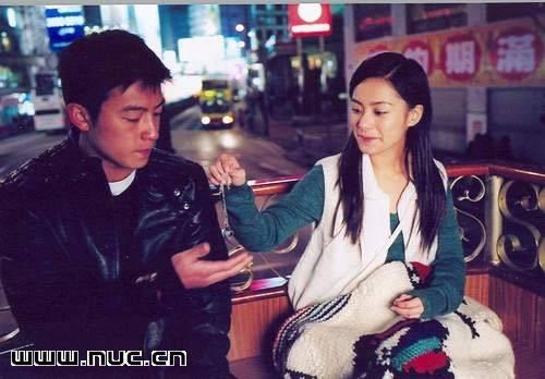 陈冠希与钟欣桐 - 水无痕 - 明星后花园