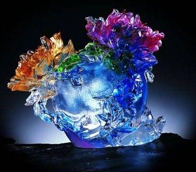 欣赏---身如琉璃,内外明澈!(1) - 春江花月夜 - fkyzwjh 的博客