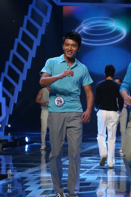 2007CCTV模特大赛全国男模10佳资料(二)——周晟乐 ...