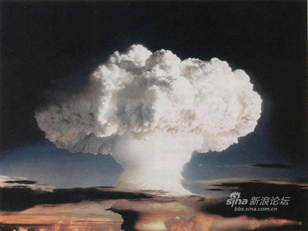 核爆现场—令人恐怖的美丽瞬间 - 维轩 - 维轩