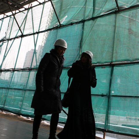 组图:张欣接受CNN著名专题节目Talk Asia采访 - 潘石屹 - 潘石屹的博客