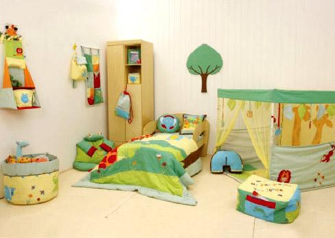 国外儿童房间设计集锦 - hòu yuàn - hòu yuàn