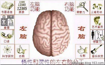 天才来自善于右脑开发——左右脑妙用如虎添翼(1)图文 - 柳乐童 - 柳墅乐童