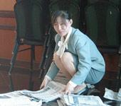 两会图集--女人篇 - 伊光 - 我的博客