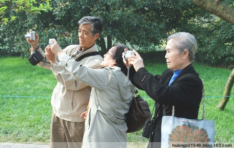 【原创】太子湾赏花正当时(摄影作品)(2008年4月7日) - 吴山狗崽(huangzz) - 吴山狗崽 欢迎你