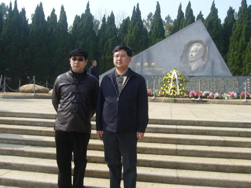 苏荣和委员共话共青城:共青的事业永远年轻 - 彭中天 - 彭中天的博客