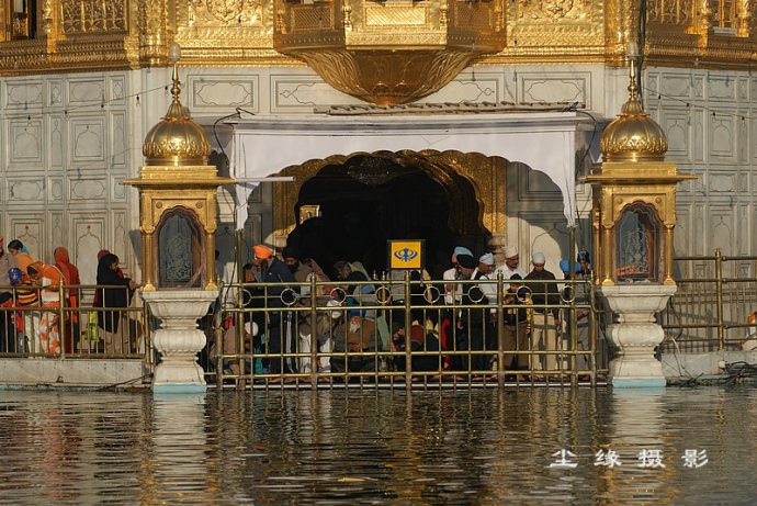 在印度金庙白吃白住白玩 - Y哥。尘缘 - 心的漂泊