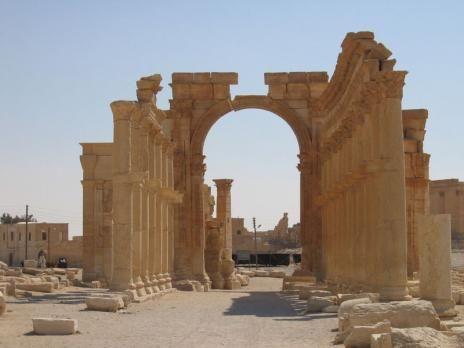 叙利亚帕米拉